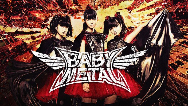 babymetal nouveau blu ray dvd live at tokyo dome actus metal et rock freakin 39 geek. Black Bedroom Furniture Sets. Home Design Ideas