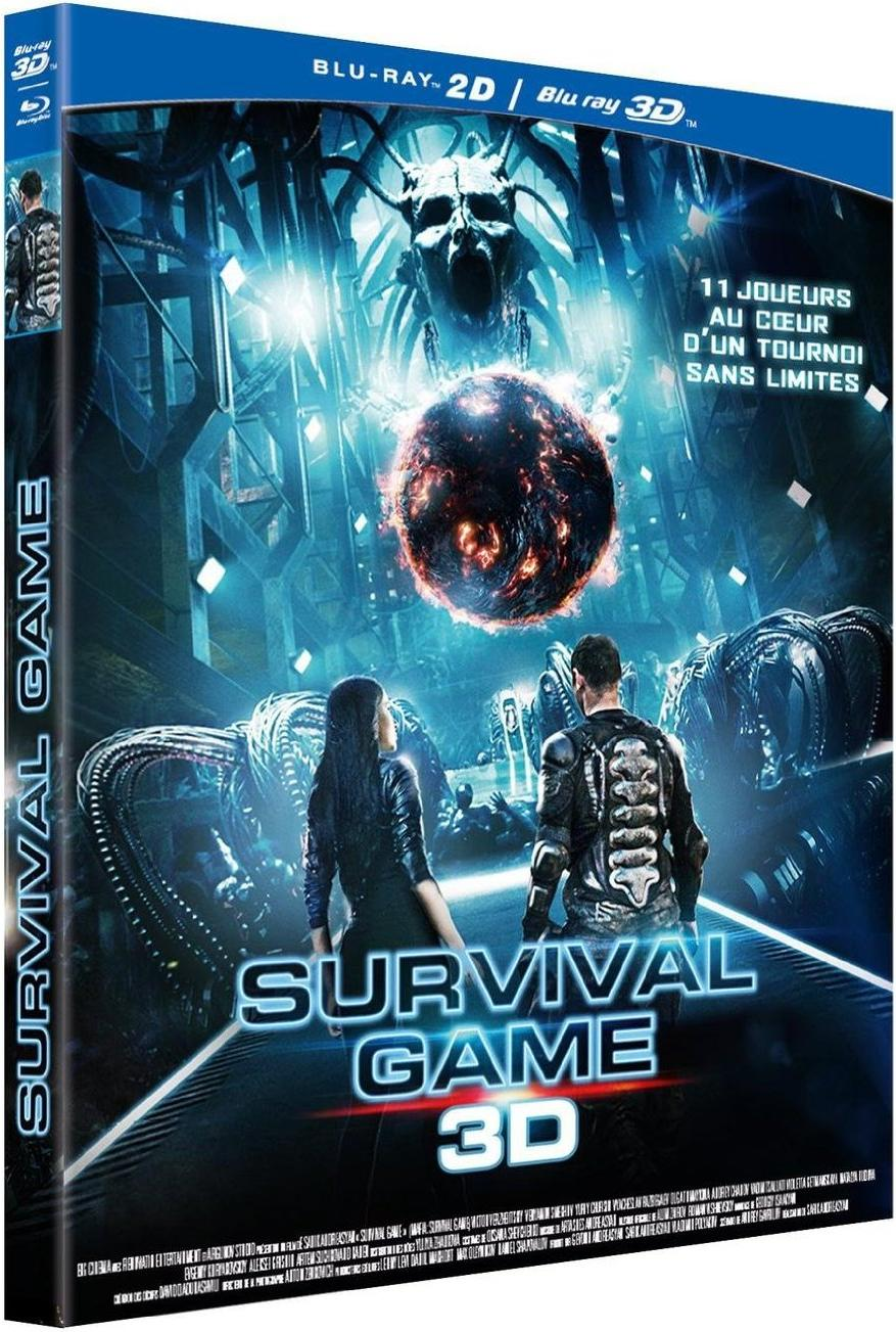survival game 3d sortie directe en blu ray et dvd actus blu ray et dvd freakin 39 geek. Black Bedroom Furniture Sets. Home Design Ideas