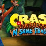 CRASH BANDICOOT NSANE TRILOGY, dévoilé à la Playstation Experience 2016.