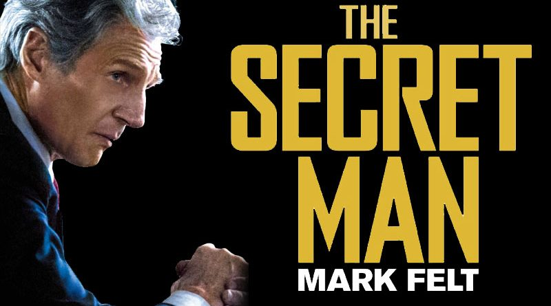 The Secret Man- Marc Felt