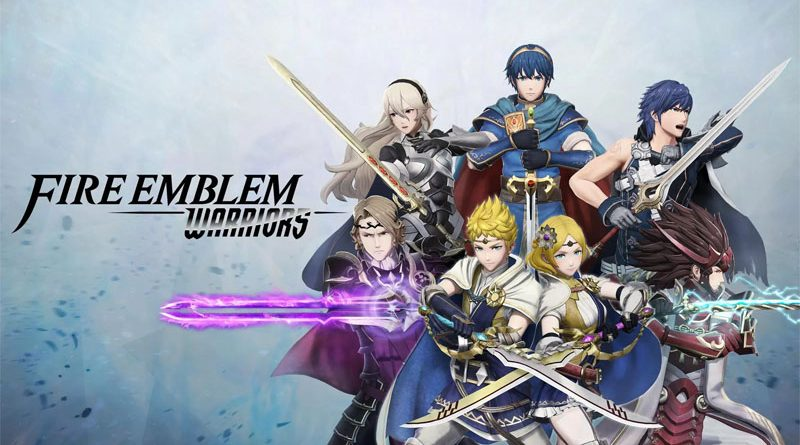 Fire Emblems Warriors