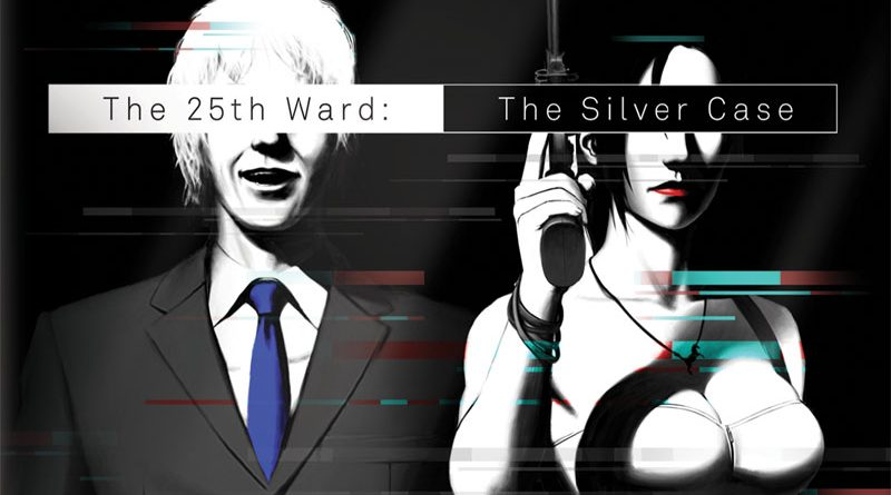 The 25 Wards : The Silver Case