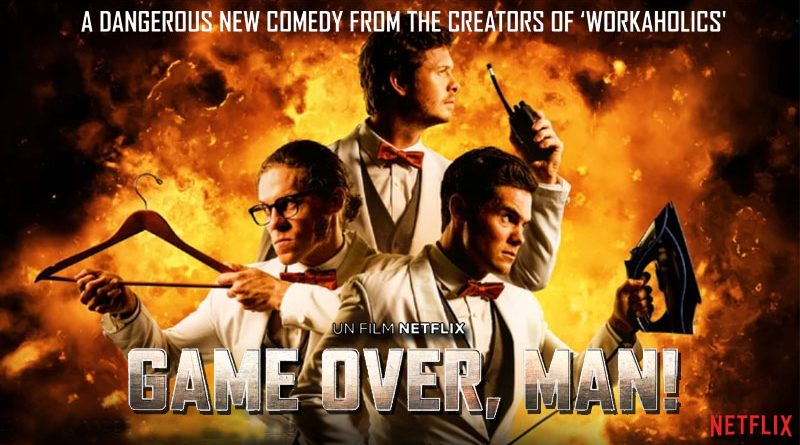 Game Over, Man !