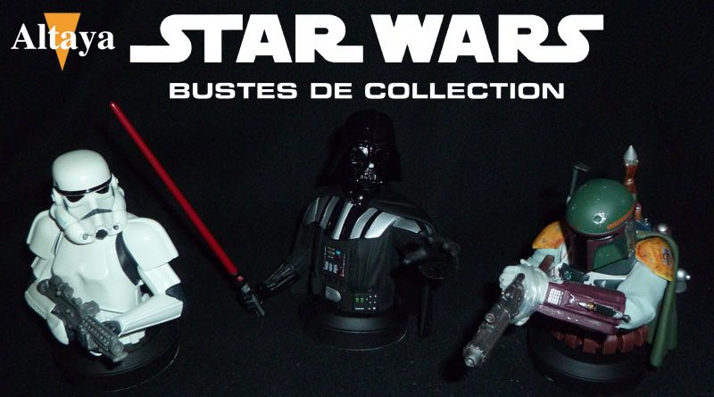 Star Wars : Bustes De Collection Altaya