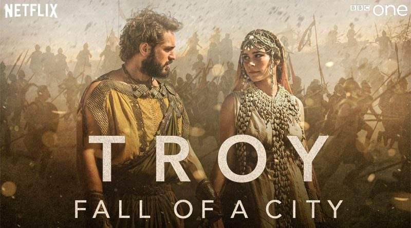 Troy : Fall Of A City