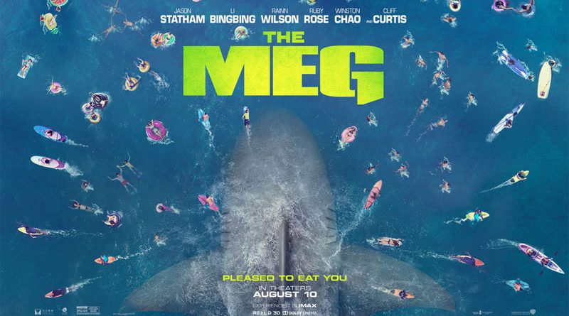 The Meg - En Eaux Troubles