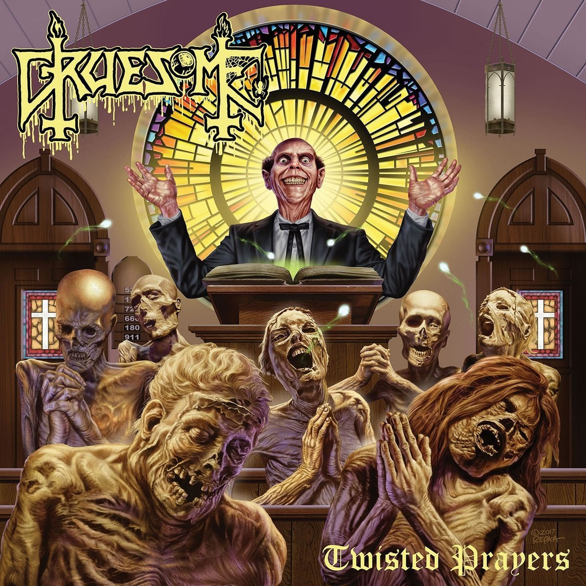 Gruesome : Twisted Prayers