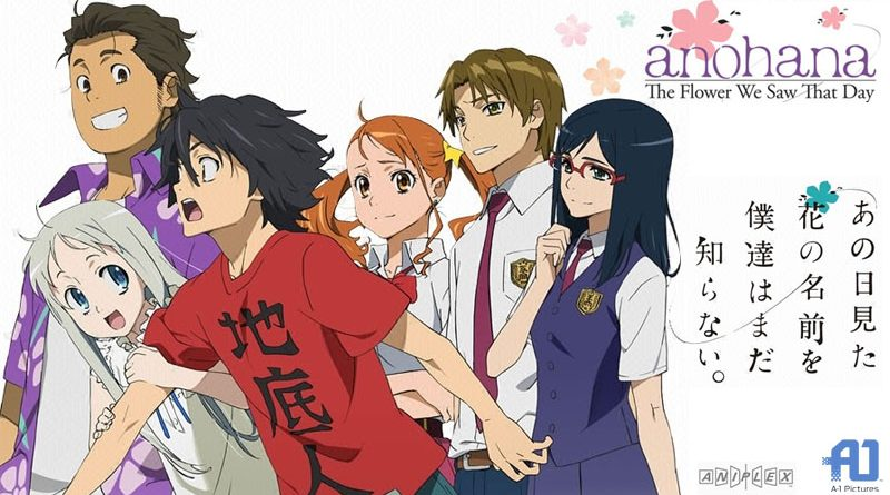 Anohana : The Flower We Saw That Day