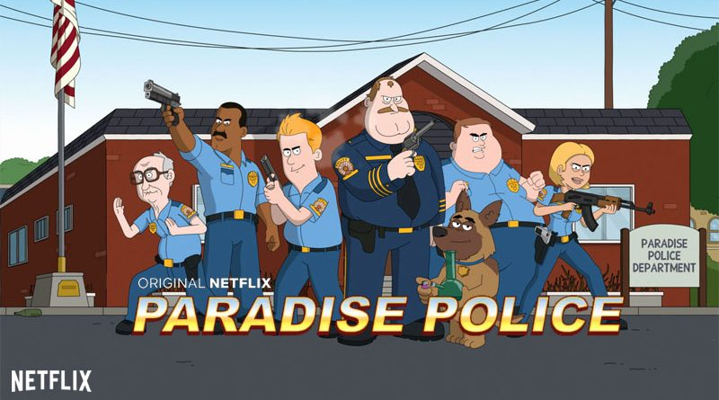 Paradise Police