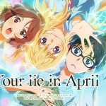 YOUR LIE IN APRIL, la série animée romantique sur Netflix [Actus Séries TV]
