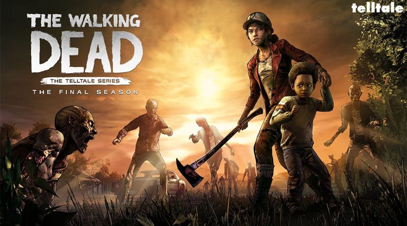 The Walking Dead : The Telltale Series Final Season