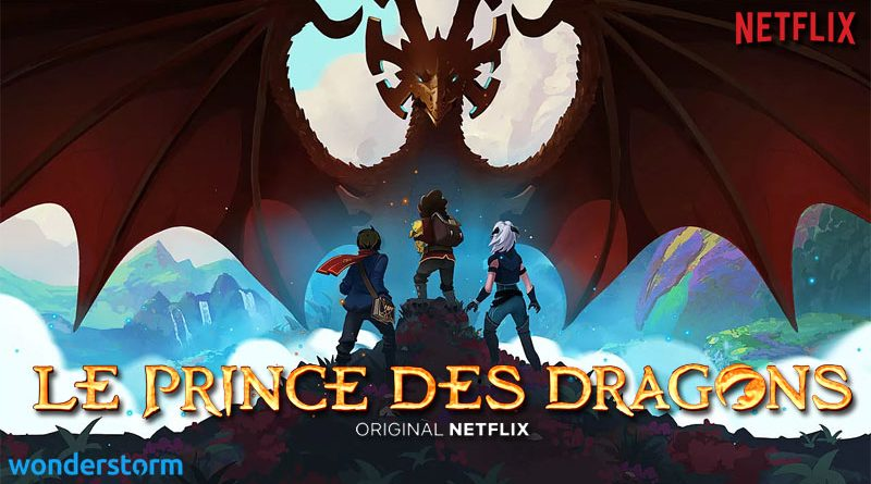 Le Prince Des Dragons
