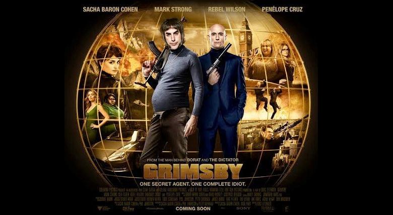 Grimsby - Agent Très Spécial
