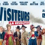 LES VISITEURS – LA RÉVOLUTION de Jean-Marie Poiré [Critique Ciné]