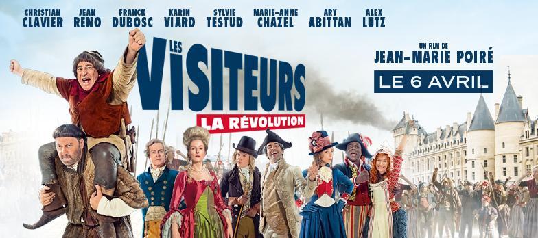 Les Visiteurs La Révolution