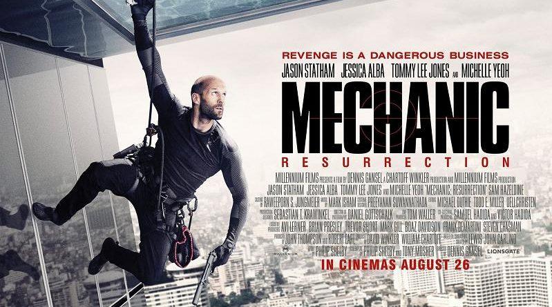 Mechanic Ressurrection