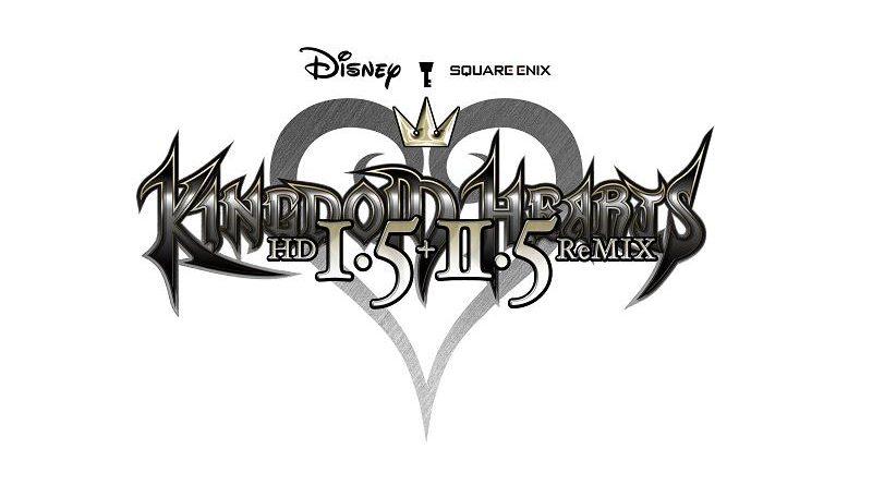 kingdom hearts HD I.5 + 2.5 Remix
