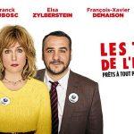 LES TÊTES DE L'EMPLOI de Alexandre Charlot & Franck Magnier [Critique Ciné]