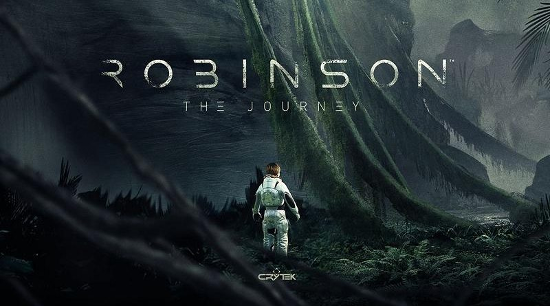 robinson : the journey