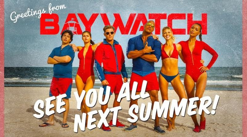Baywatch : Alerte A Malibu