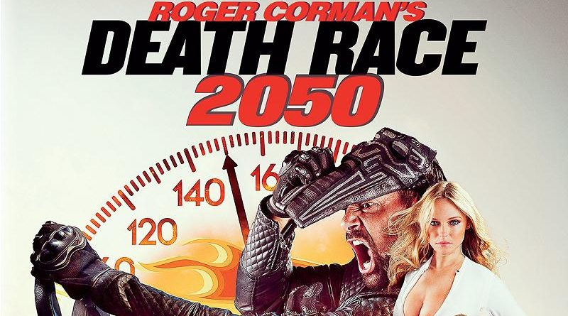 death race 2050 la course a la mort de l 39 an 2050 de g j echternkamp critique blu ray et dvd. Black Bedroom Furniture Sets. Home Design Ideas