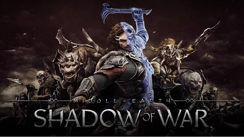 l ombre de la guerre ps4 gameplay