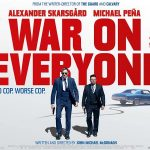 WAR ON EVERYONE, sortie directe en Blu-Ray et DVD [Actus Blu-Ray et DVD]