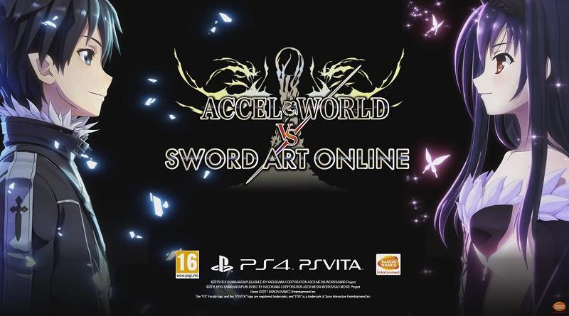 Accel Word VS Sword Art Online