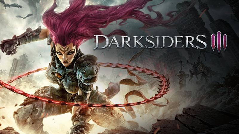 Darksiders iii premi re bande annonce et gameplay actus for Dujardin dupieux