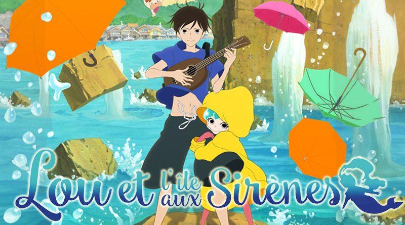 Lou Et L'Ile Aux Sirènes