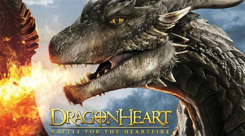 Dragon Heart 4 : La Bataille Du Coeur De Feu