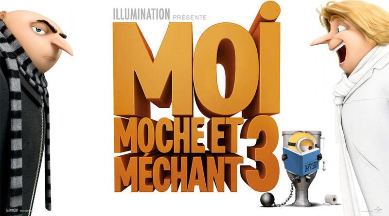 Moi Moche Et Méchant 3