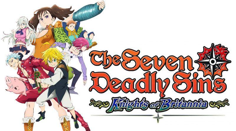 The Seven Deadly Sins : Knights Of Britannia