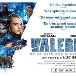 VALÉRIAN ET LA CITE DES MILLE PLANÈTES de Luc Besson [Critique Ciné]