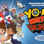 YO-KAI WATCH LE FILM, enfin au ciné en France [Actus Ciné]