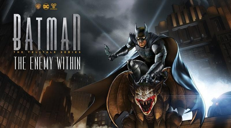 Batman : The Enemy Within