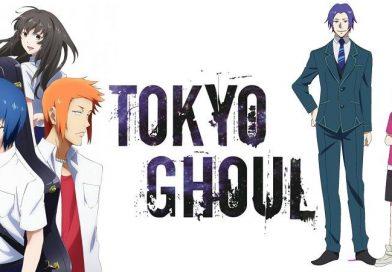 Tokyo Ghoul Jack et Pinto