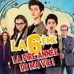 LA 6ème : LA PIRE ANNEE DE MA VIE ! de Steve Carr [Critique DVD]
