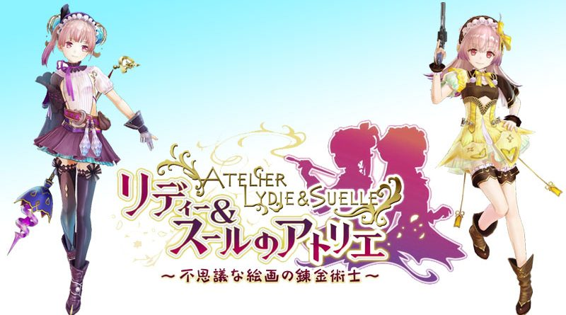 Atelier Lydie & Suelle : The Alchemists And The Mysterious Painting