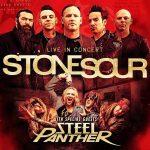 STONE SOUR ET STEEL PANTHER, deux clips pour les unir [Actus Metal et Rock]