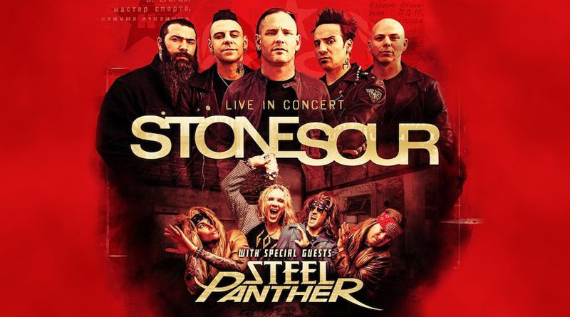 Stone Sour & Steel Panther