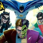 BATMAN Vs. TWO-FACE, le long métrage animé en DVD [Actus DVD]
