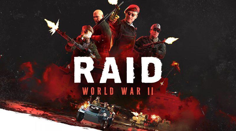 RAID : World War II