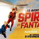 LES AVENTURES DE SPIROU ET FANTASIO de Alexandre Coffre [Critique Ciné]