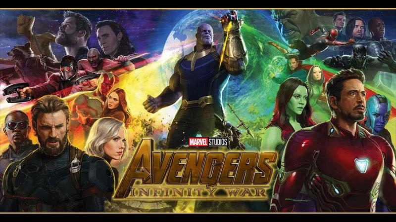 Avengers infinity war la premi re bande annonce est l for Dujardin dupieux