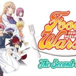 FOOD WARS !, la seconde saison en Blu-Ray et DVD [Actus Blu-Ray et DVD]
