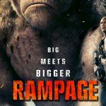 RAMPAGE, bande annonce de l'adaptation du jeu vidéo