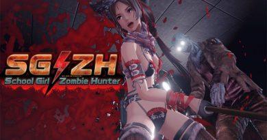 School Girl / Zombie Hunter