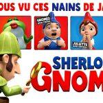 SHERLOCK GNOMES, bande annonce de la suite de Gnoméo et Juliette [Actus Ciné]