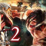 A.O.T. 2, du gameplay pour le nouveau jeu de L'Attaque Des Titans [Actus Jeux Vidéo]